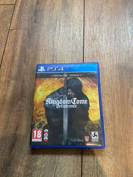 Kingdom Come: Deliverance PS4 playstation 4