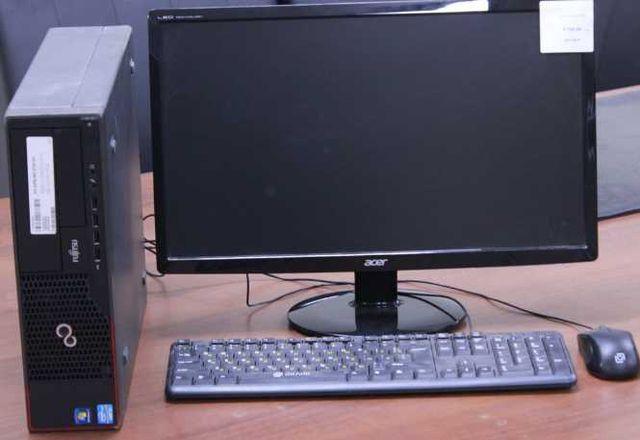Системный блок ПК игровой офисный Компьютер монитор 17 19 22 24