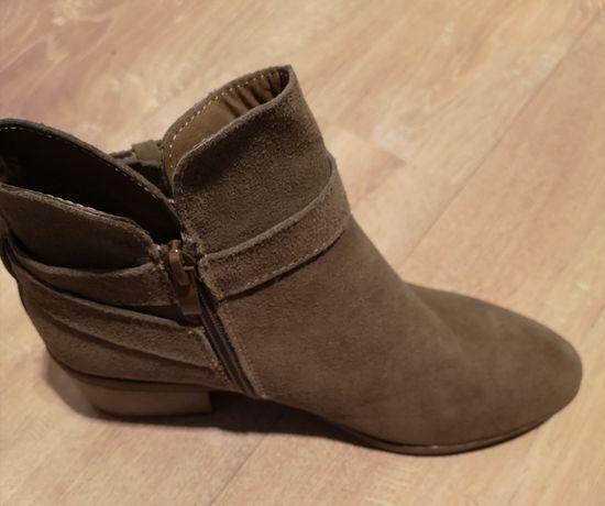 Sprzedam buty skórzane damskie tom&rose
