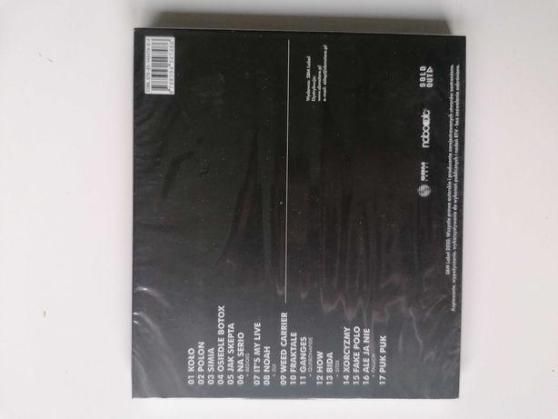 Plyta CD Białas.