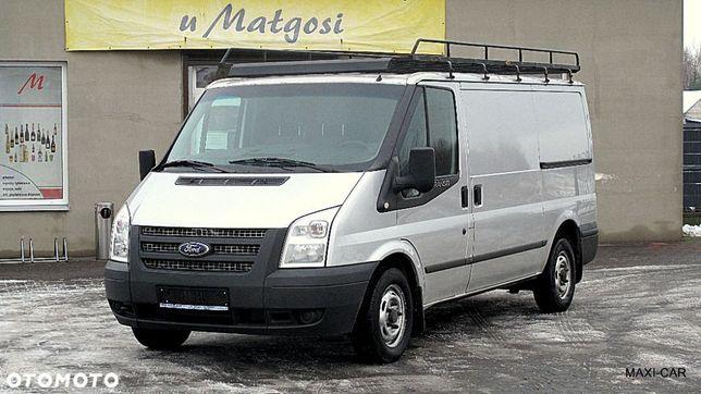 Ford TRANSIT 22 TDCI L2 H1  100 KONI  Klima Stan Perfekcyjny