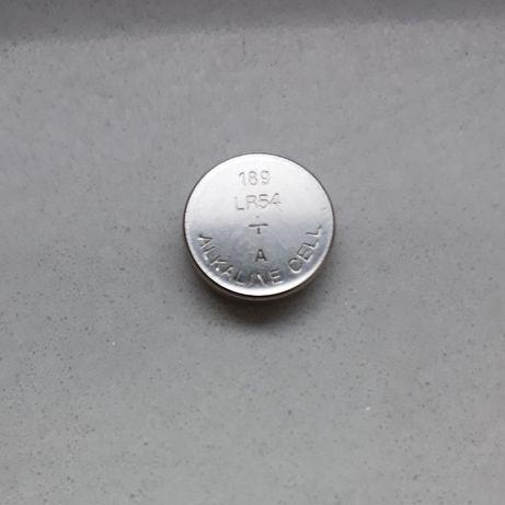 Bateria zegarkowa, do elektroniki LR54/1,5V Duracell