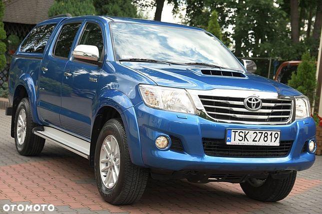 Toyota Hilux 3.0d,Przebieg 30 Tysięcy,Jedyny W Polsce,Jak
