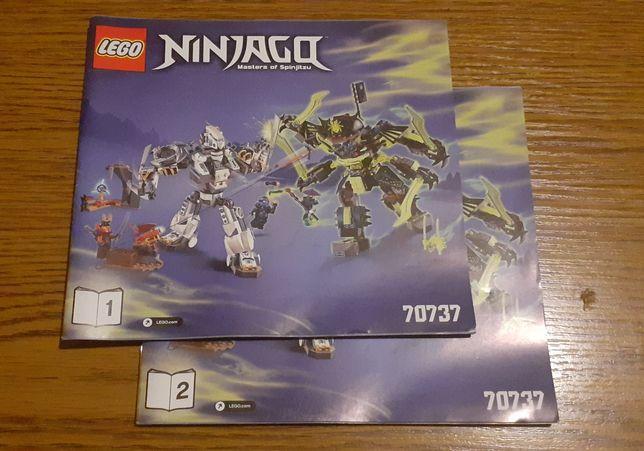 Lego Ninjago nr 70737