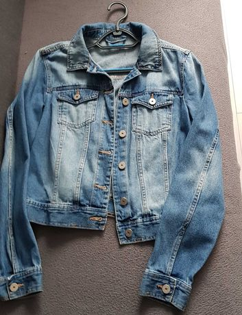 Kurtka jeansowa katana L