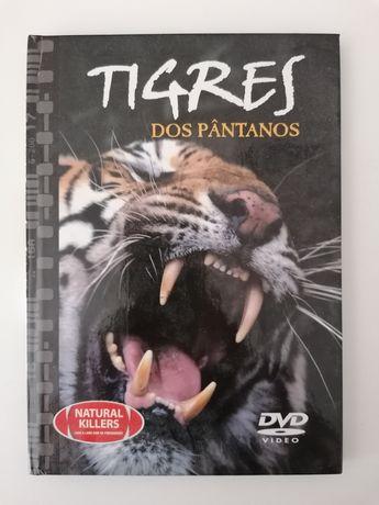 DVD tigre dos pântanos