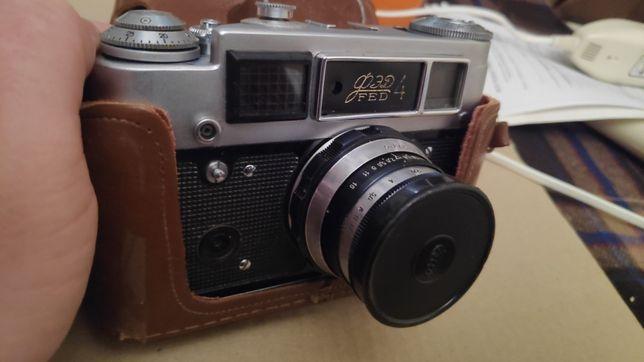 Фотоаппарат фэд 4 для фотостудии фотозоны элемент декора