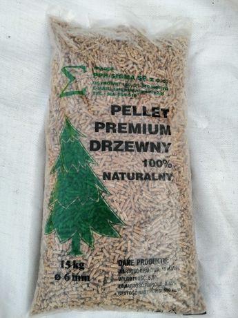 Sprzedam Pellet drzewny, super jakość!