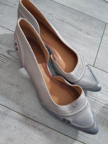Maciejka buty skóra nowe roz 40
