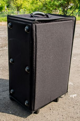 Duża walizka case futerał GALAXY made in ITALY