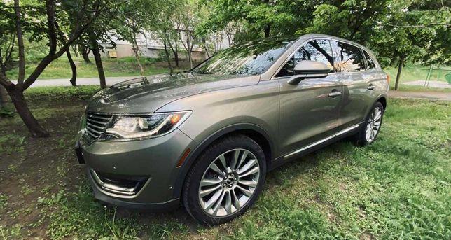 Lincoln MKX 2.7 AWD Reserve