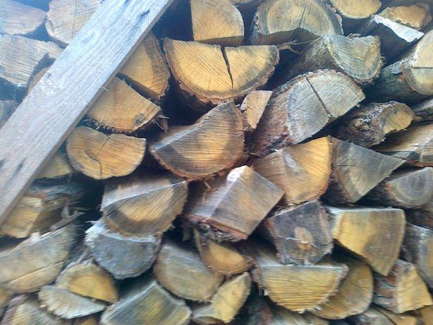 SPRZEDAM- drewno -drzewo kominkowe dębowe