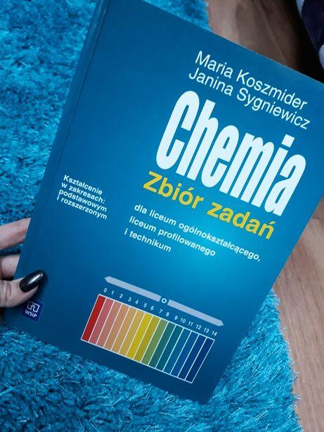 Chemia zbiór zadań WSiP