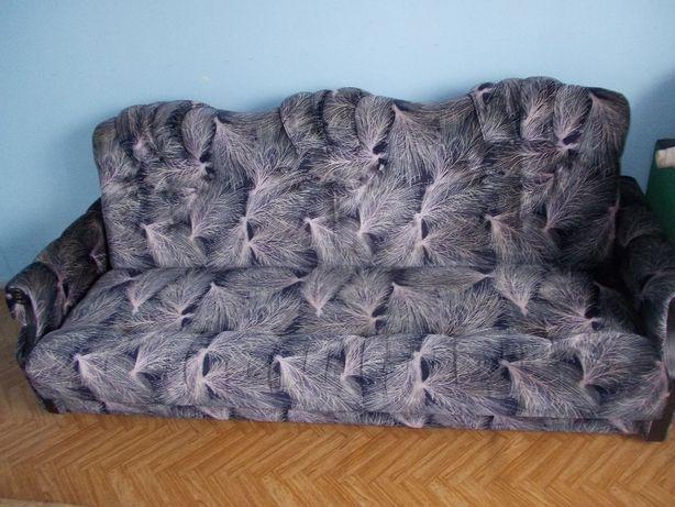 Sprzedam komplet wypoczynkowy dwa fotele i wersalka