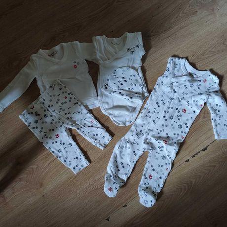 Ubranka dla chłopca niemowlę