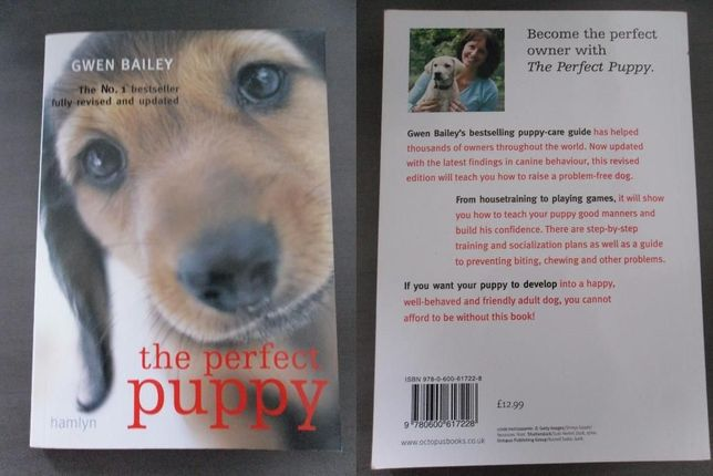 Perfect Puppy Britain'S Number One Puppy Care Book de Gwen Bailey