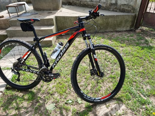 Продам велосипед kross level 3.0