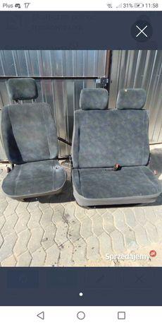 Siedzenia przednie VW t4