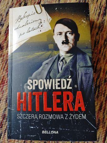 Spowiedź Hitlera. Szczera rozmowa z Żydem - Christopher Macht