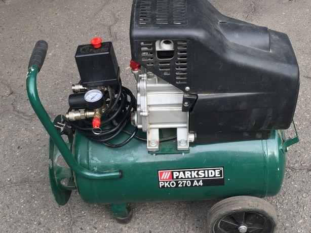 Компрессор Parkside 1,8 kW, Германия