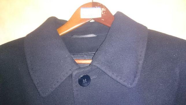 Мужское драповое пальто Италия