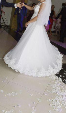 suknia ślubna nowa okazja