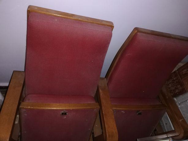 Fotele kinowe do odświeżenia