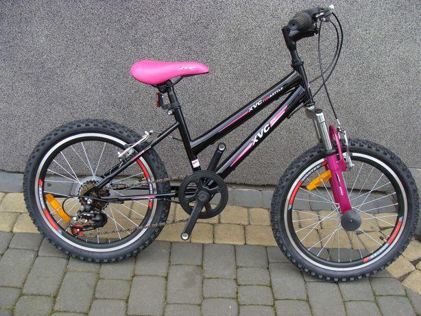 Dla dziecka 5-8 lat rower 20'' nowy - 450zl.