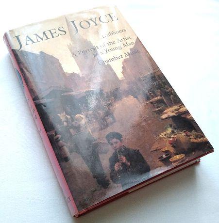J. Joyce - Dubliners + A Portrait + Chamber Music