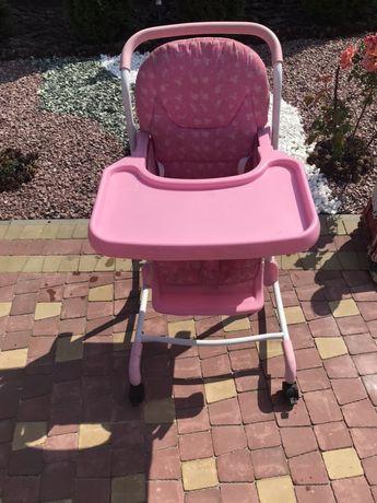 Продам 3в-1 крісло столик коляска
