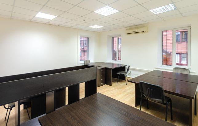 Современный офис 37 м2 со всем для работы Жилянская ор кафе Vam Акция
