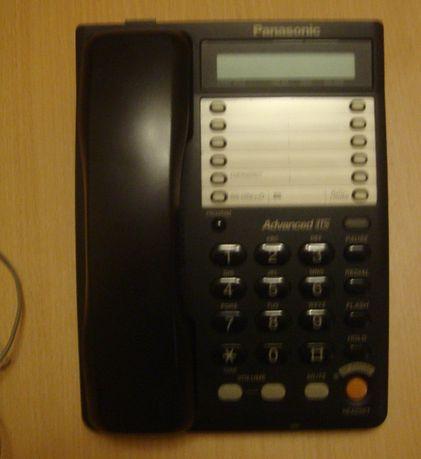 Стационарный телефон Panasonic KX-TS2365RUB