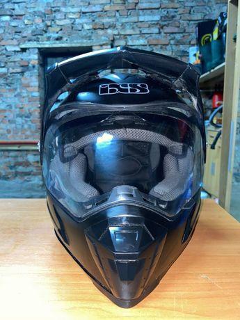 Kask motocyklowy IXS