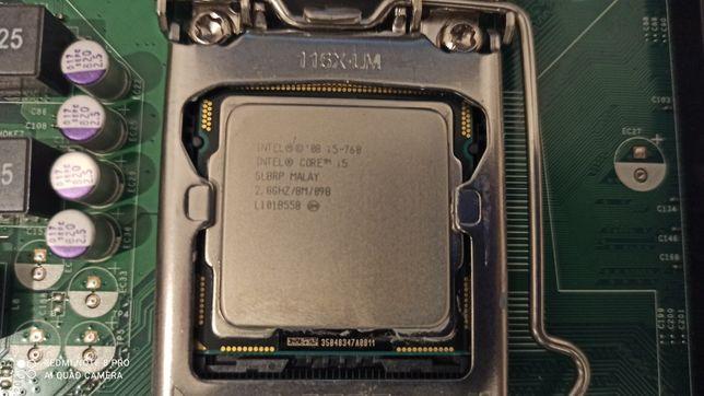 i5-760 plyta główna ram 8Gb
