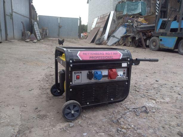 Agregat prądotwórczy Rettenberg RG-T 960