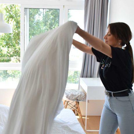 Marcação de limpeza da casa na hora 25% desconto