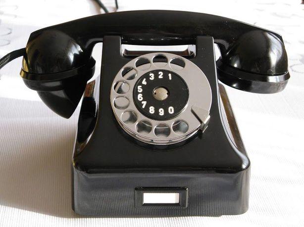 Stary POLSKI TELEFON RWT z 1962r. - sprawny !