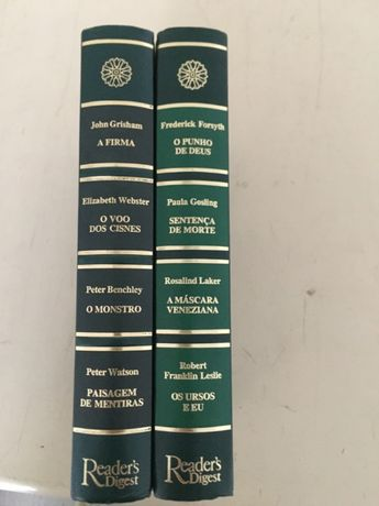 Livros Encadernados - A Firma e o Punho de Deus