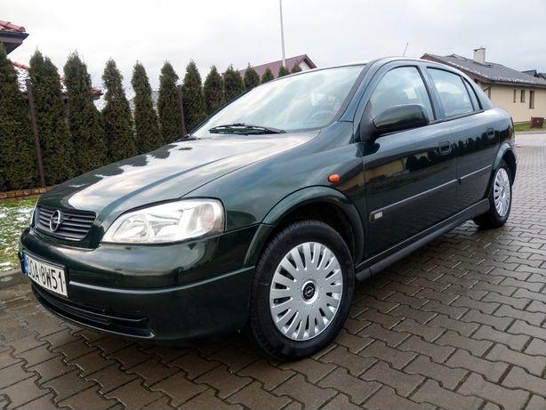Opel Astra 1.6 LPG, Nowy Przegląd, Wszystko Sprawne, GAZ 18zł/100km