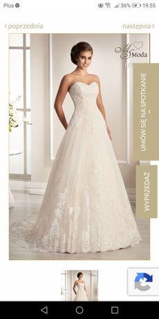 Suknia ślubna MS Moda 48