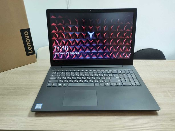 Ноутбук Lenovo V130-15IKB в отличном состоянии, полный комплект