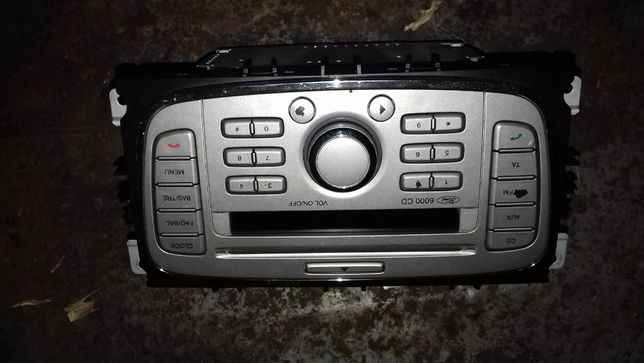 radio mondeo mk4 cmax galaxy 6000cd