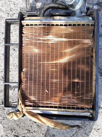 Радиатор печки, отопителя ваз жигули 2101  2103, 2105,2106, 2104.