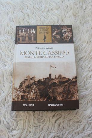 Monte Cassino Walki 2 Korpusu Polskiego. Zbigniew Wawer