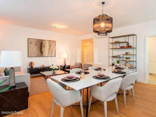 Apartamento T3 com varanda, terraço e jacuzzi, Lux Garden