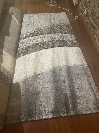 Carpetes sala cinza