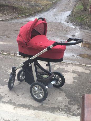 Каляска 2в1 Baby Design Lupo