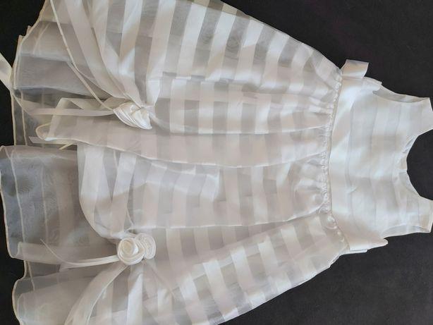 Vestido Menina Branco
