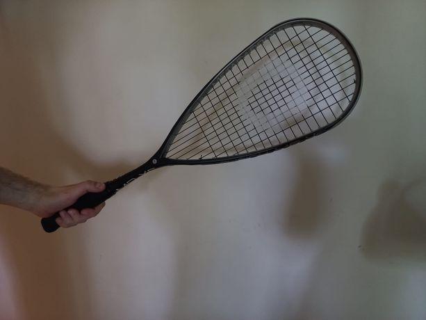 Rakieta do squasha + pokrowiec
