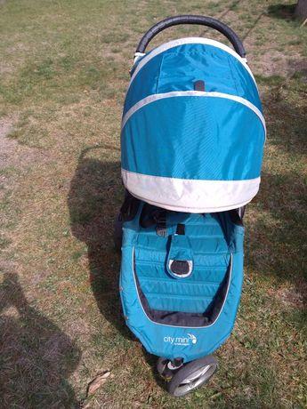 Sprzedam wózek spacerowy City mini